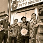 Second 'Sunday Session' performers brought their fiddles and banjos for some old time country and bluegrass sounds