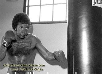 A Boxing Musician